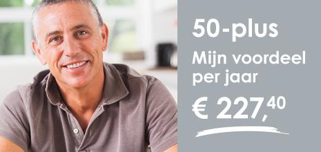 Senioren besparen tot €227,40 per jaar