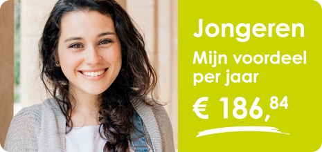 Jongeren besparen tot €186,84 per jaar